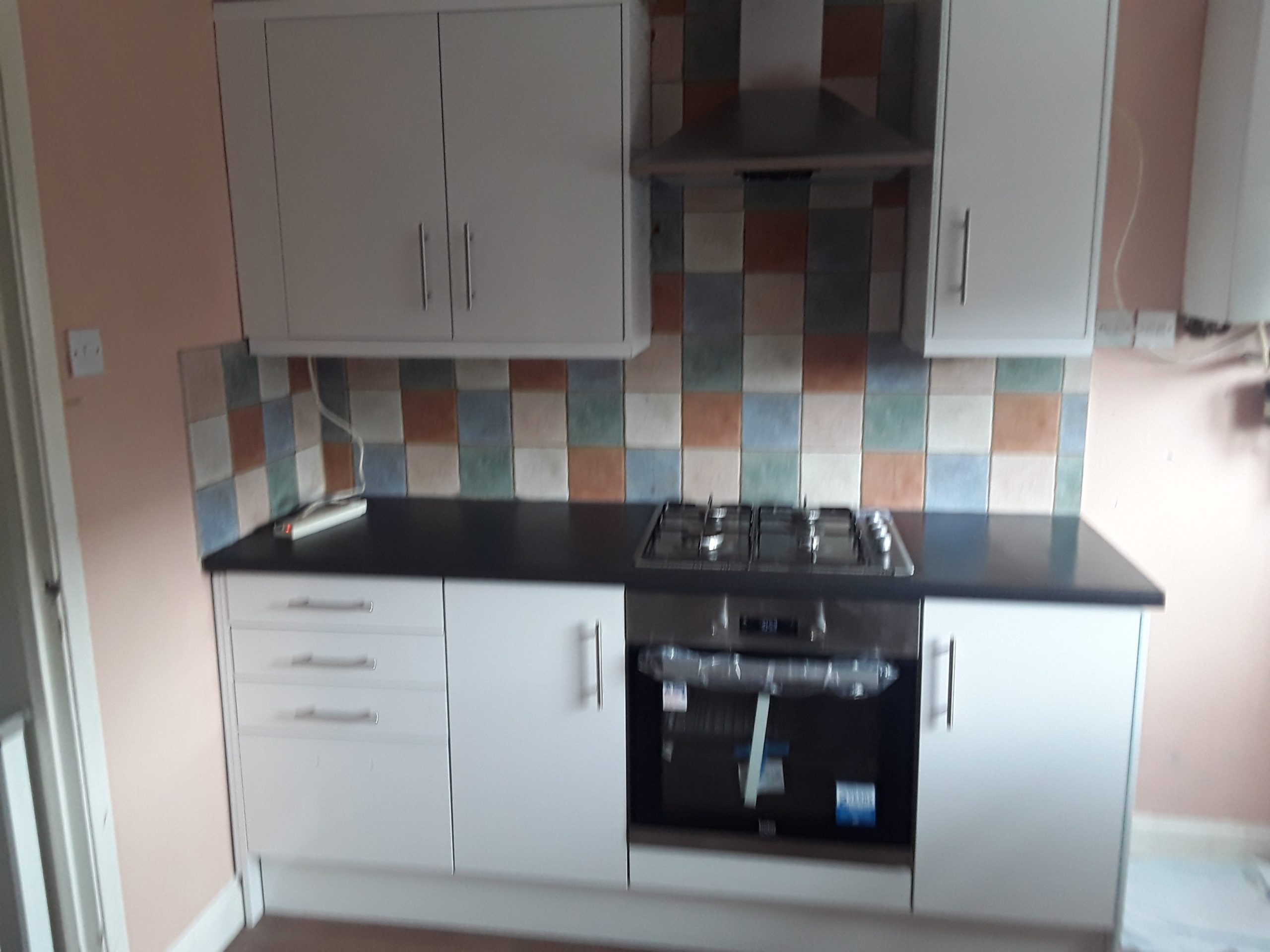 Kitchen at Lingey Close